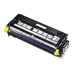 DELL 593-10375 / J390N alternatif - Toner jaune
