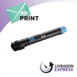 DELL YJW24 / 593-10933 compatible - Toner cyan