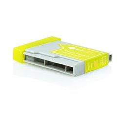 BROTHER LC985Y compatible - Cartouche d'encre jaune