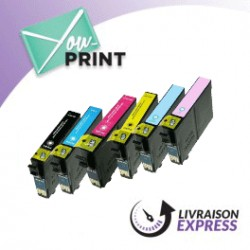 Pack EPSON C 13 T 24384011 / 24XL compatible