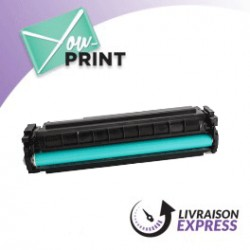 HP CF402A / 201A alternatif - Toner Jaune