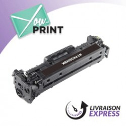 HP CF380X / 312X alternatif - Toner Noir