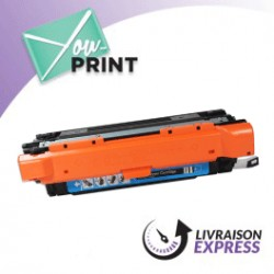 HP CE251A / 504A alternatif - Toner Cyan