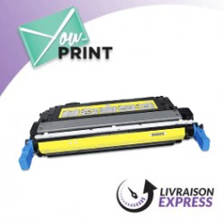 HP Q6462A / 644A alternatif - Toner Jaune