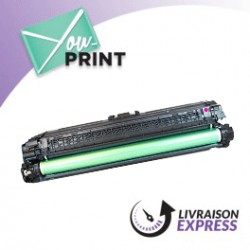 HP CE273A / 650A alternatif - Toner Magenta