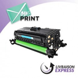 HP CF331A / 654A alternatif - Toner Cyan