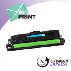HP CE741A / compatible - Toner Cyan
