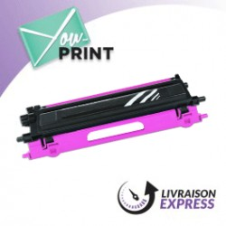BROTHER TN135M alternatif - Toner Magenta