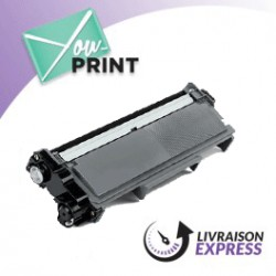 BROTHER TN2320 compatible - Toner Noir
