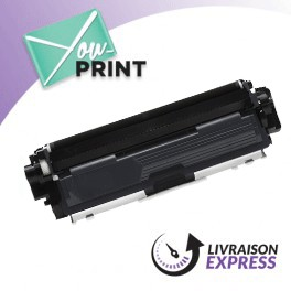 BROTHER TN241BK compatible - Toner Noir