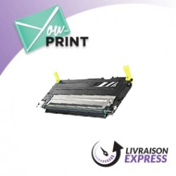 Samsung CLTY406SELS / Y406 compatible - Toner Jaune