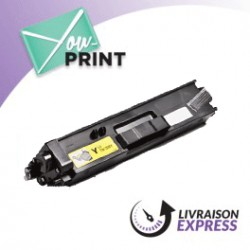 BROTHER TN326Y alternatif - Toner Jaune