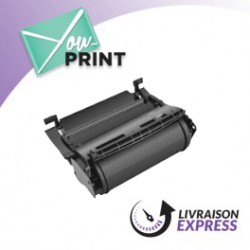 Lexmark 1382920 alternatif - Toner noir