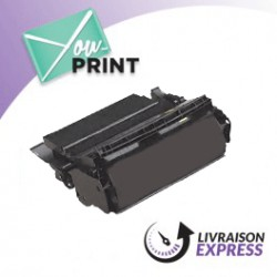 Lexmark 1382929 alternatif - Toner Noir