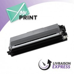 BROTHER TN3390 compatible - Toner Noir