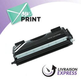 BROTHER TN7600 compatible - Toner Noir