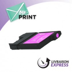 BROTHER LC1100M compatible - Cartouche d'encre magenta