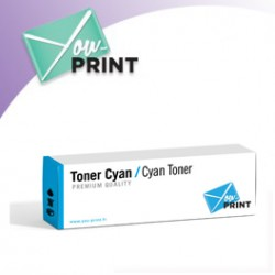 XEROX 106 R 01214 alternatif - Toner Cyan