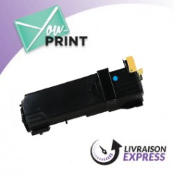 XEROX 106 R 01594 alternatif - Toner Cyan
