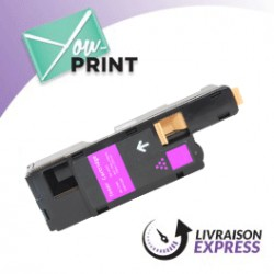 XEROX 106 R 01628 alternatif - Toner Magenta