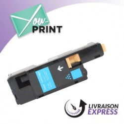 XEROX 106 R 02756 alternatif - Toner Cyan