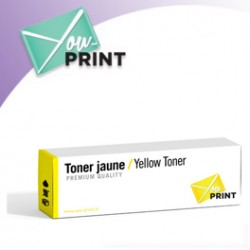 CANON 702 / 9642A004 alternatif - Toner Jaune