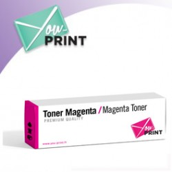 CANON 702 / 9643A004 alternatif - Toner Magenta