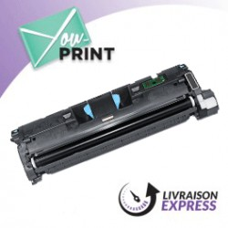 CANON 701BK / 9287A003 alternatif - Toner Noir
