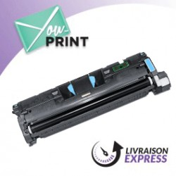 CANON 701C / 9286A003 alternatif - Toner Cyan