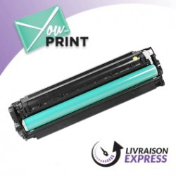 CANON 718C / 2661B002 alternatif - Toner Cyan