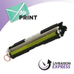 CANON 729Y / 4367B002 alternatif - Toner Jaune