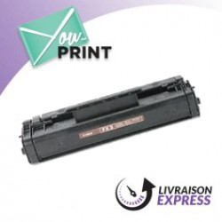 CANON CARTRIDGEH / 1500A003 alternatif - Toner Noir