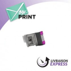 CANON PFI-102 M / 0897 B 001 alternatif - Cartouche Magenta