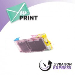 CANON CLI-571 M / 0387 C 001 alternatif - Cartouche Magenta
