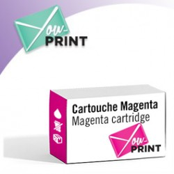 CANON CLI-551 M / 6510 B 001 alternatif - Cartouche Magenta