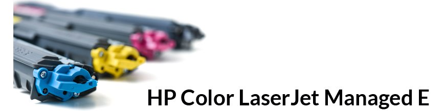HP Color LaserJet Managed E