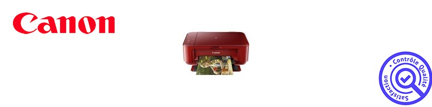 Pixma MG 3650 red